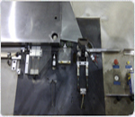 Control System Upgrade of Window Spacer Bender Machines for the Custom Machinery