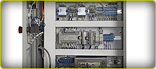 Machine Control Panels